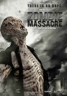 Zombie Massacre una película de Luca Boni y Marco Ristori