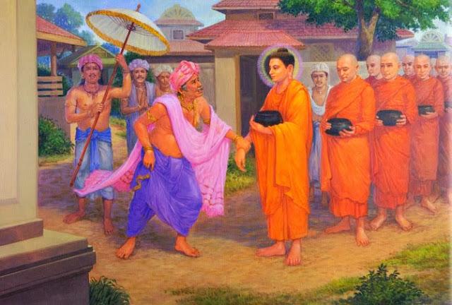 116. Kinh Thôn tiên - Kinh Trung Bộ - Đạo Phật Nguyên Thủy