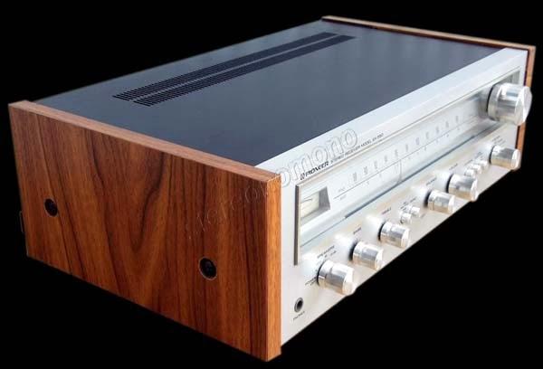 stereonomono - Hi Fi Compendium: Pioneer SX-550