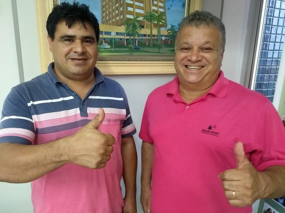 A Rádio Musical FM (100.9) anuncia para hoje a estreia da equipe esportiva  com Nelson Silva e Luiz Carlos