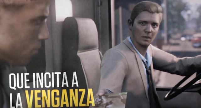Último vídeo de los personajes principales de Mafia III: James y Donovan
