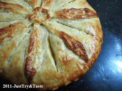 Resep Pie Mangga - Renyah, Garing & Gurih