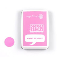 Ink – Dye – Happy Go Lucky