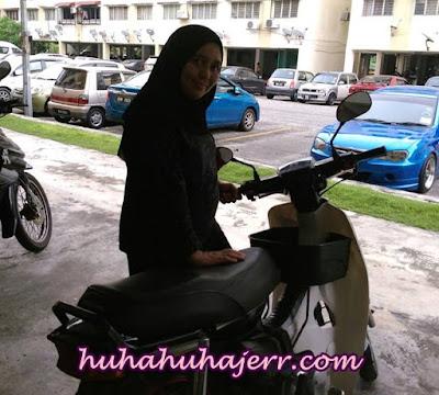 Beli Motosikal  Terpakai  Untuk Anak Bujang Yang Akan Praktikal Tahun Depan