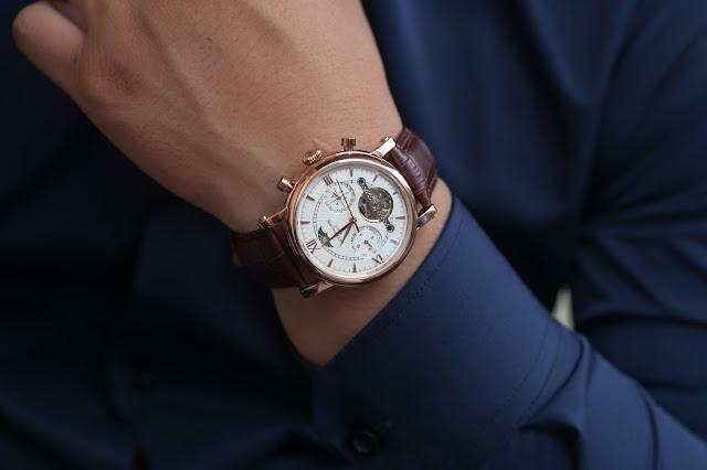 Đồng hồ cơ đẹp
