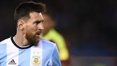 Lionel Messi Football Player New Profile Picture