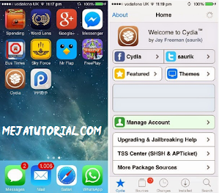 Cara Menjailbreak iOS Dengan Aplikasi Pangu