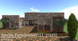 Amelia Farmhouse