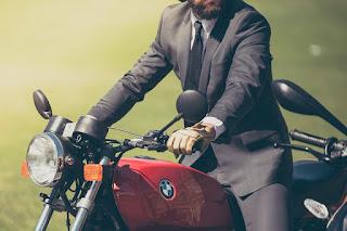 bikers pria
