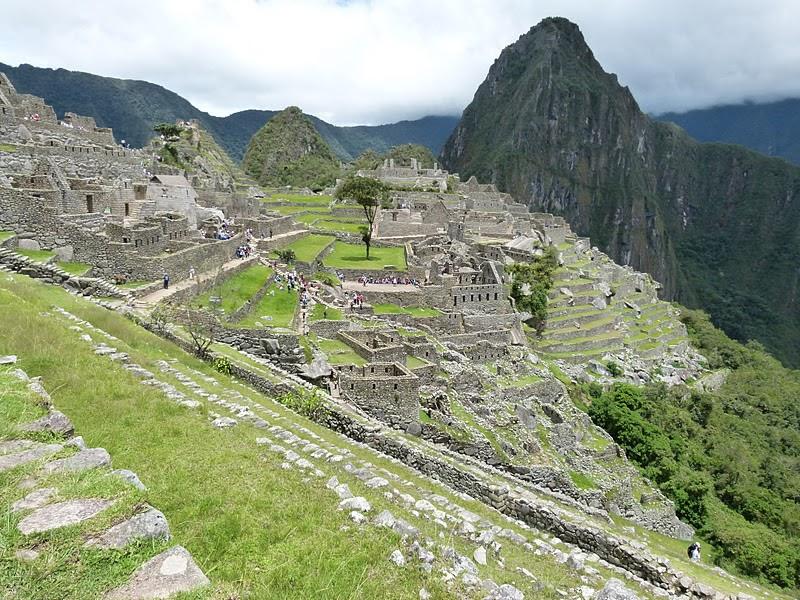 Vanessa And Blake S World Trip Machu Picchu Peru