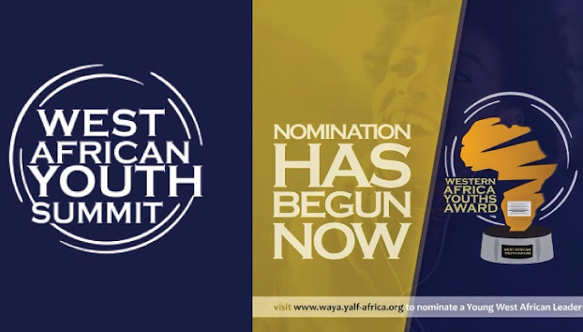 West African Youth Awards (WAYAwards) 2018 in Nigeria
