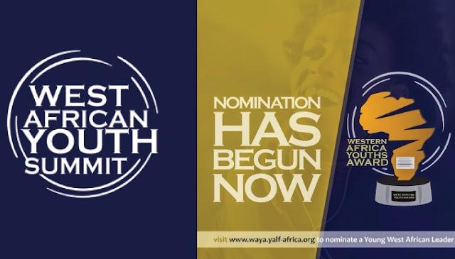 West African Youth Awards (WAYAwards) 2018 in Nigeria