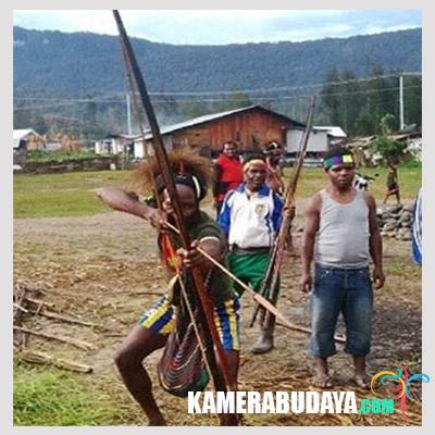 Busur dan Panah, Senjata Tradisional Dari Papua Barat dan Papua