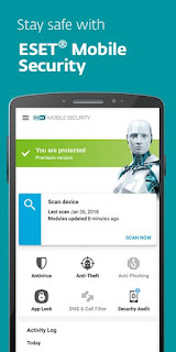 ESET Mobile Security v4.1.55.0 Latest APK