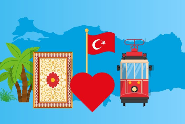 Kata-kata Cinta dalam Bahasa Turki dan Ungkapan Cinta serta Kata-kata Sayang Bahasa Turki