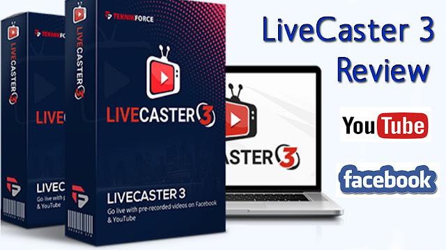 Livecasting