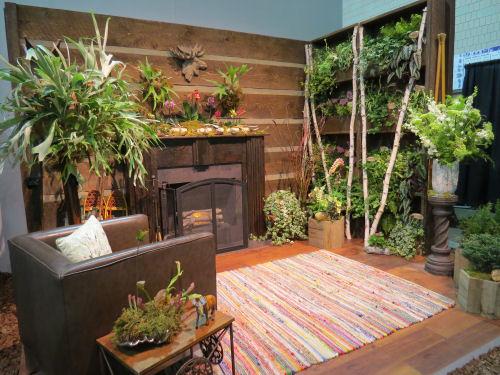 Philadelphia Flower Show 2019- interiorscape