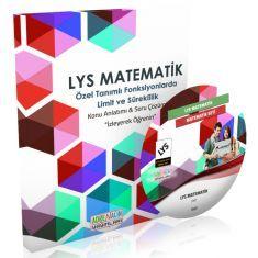 Adrenalin DVD İzle Öğren LYS Matematik Limit ve Süreklilik