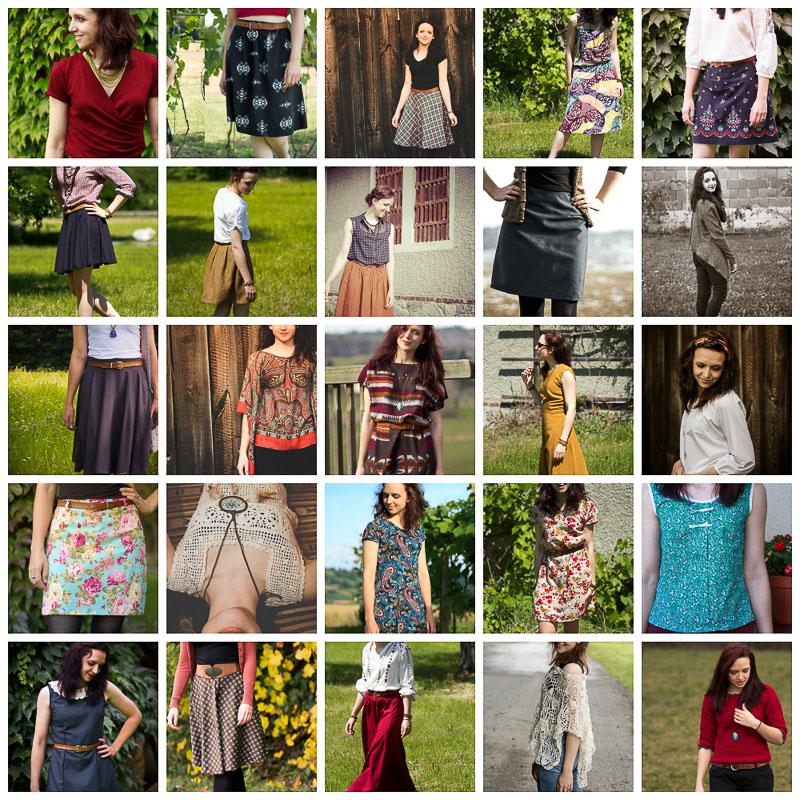 Tipps und Tricks um zu verhindern, dass deine selbstgemachten Kleidungsstücke Schrankleichen werden.