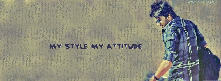 Boy Showing Attitude FB cover is one of the latest timeline banner photos for boys and their FB accounts plus other Social Profiles