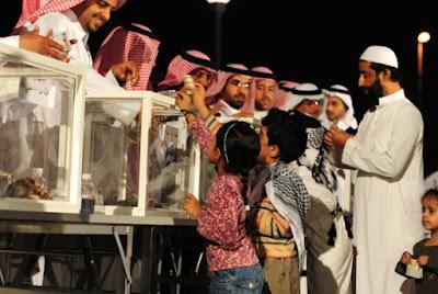 subhanallah, arab saudi kucurkan 31,8 juta dollar untuk bantu gaza