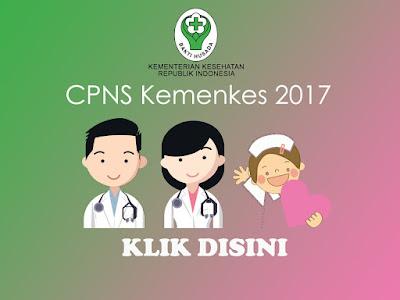 CPNS Kemenkes 2017