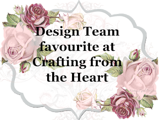Crafting from the heart challenges: #245