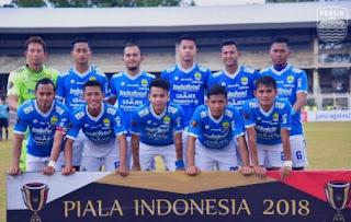 Piala Indonesia: Pelatih PSKC dan Persib Bandung Sama-Sama Bangga