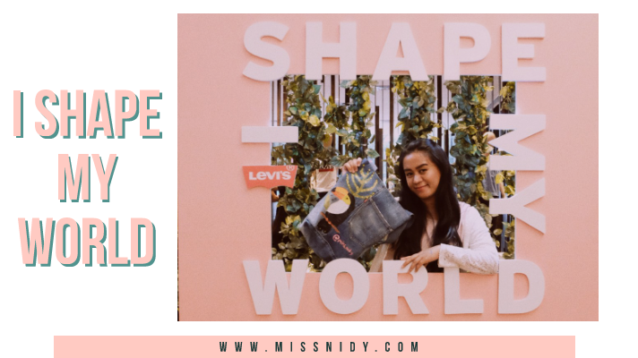 i shape my world - levi's indonesia