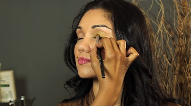 Eye Makeup for Brown Eyes and Eyeliner Tips - Beauty Tips