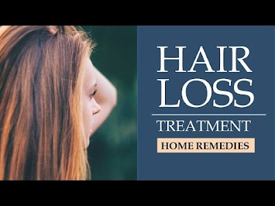 Female Hair Loss Treatment Home Remedies