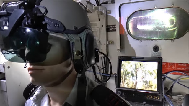 Image Attribute: The screengrab taken from the official IDF Youtube channel. Title of video - VR Training for the Merkava Mk. 4 Barak