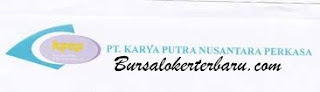 Lowongan Kerja Bandung : PT Karya Putra Nusantara Perkasa - Operator Produksi/Helper