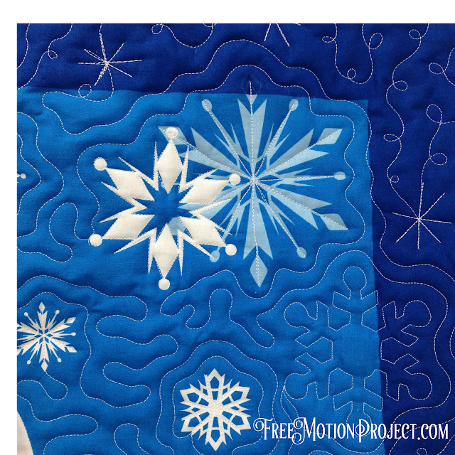 Quilting Olaf Frozen Quilt