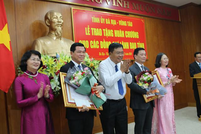 Phó chủ tịch nước: Bà Rịa - Vũng Tàu cần 'đón đầu' sân bay Long Thành