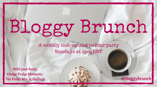 Bloggy Brunch #34