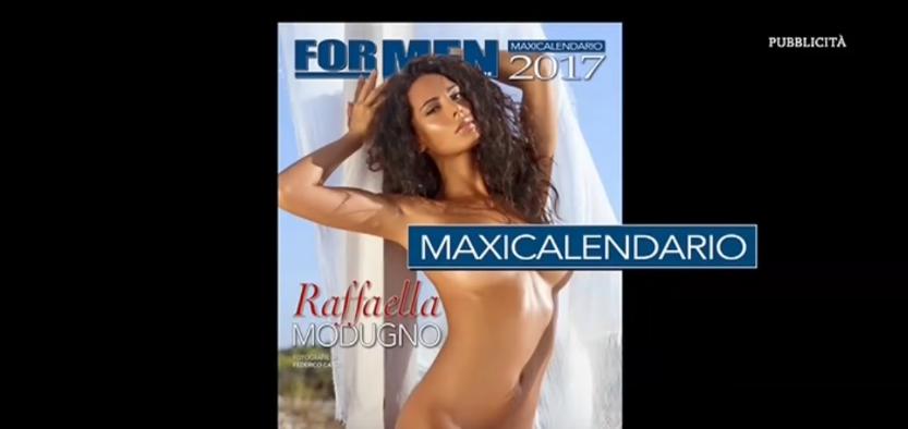 Canzone For Men  pubblicità calendario - Musica spot Novembre 2016