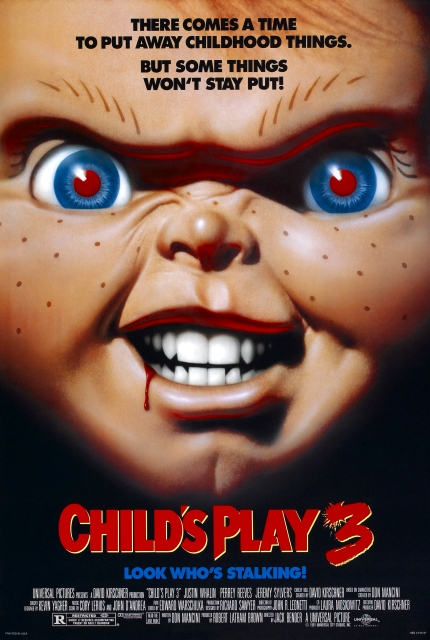 Review Child's Play 3 (1991)