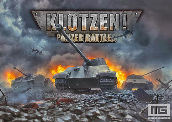 Video games: Klotzen! Panzer Battles - World War 2 turn