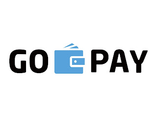 GO PAY Free Vector Logo CDR, Ai, EPS, PNG