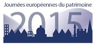 Journées Européennes du Patrimoine. 2015