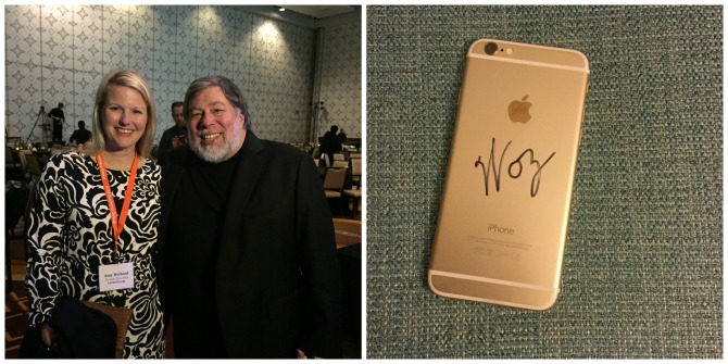 The Holland House: Steve Wozniak Meeting