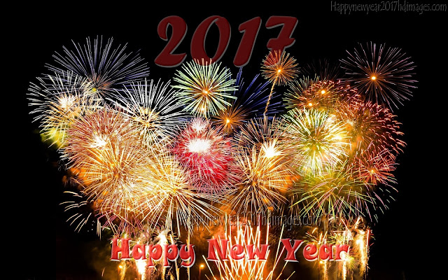 New year 2017 Firework Pictures Download Free In HD