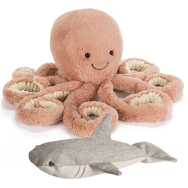 Octopus jellycat