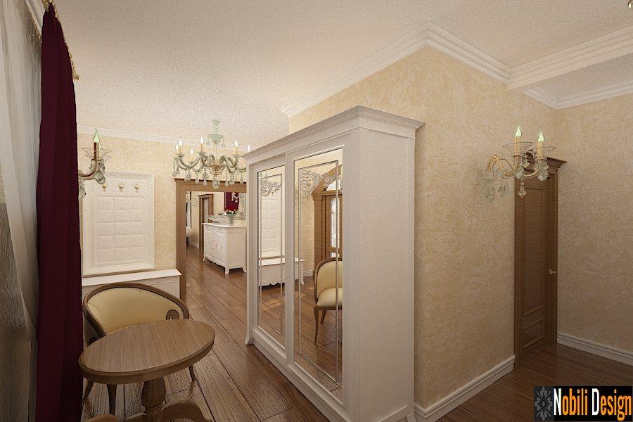 Design interior-Amenajari interioare-Bucuresti-Mobila clasica de lux living dining Italia
