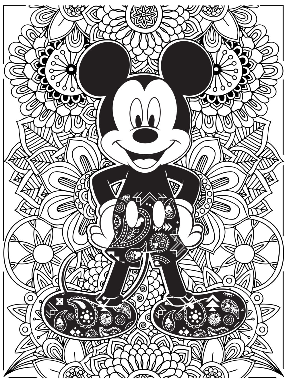 The Philosophers Wife Free Printable Disney Coloring Pages