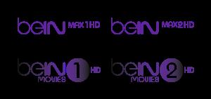beIN Max 1 HD /2/3/4 - Es'Hail 25E