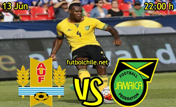 VER STREAM RESULTADO EN VIVO, ONLINE: Uruguay vs Jamaica