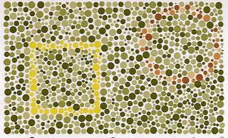 gambar tes buta warna