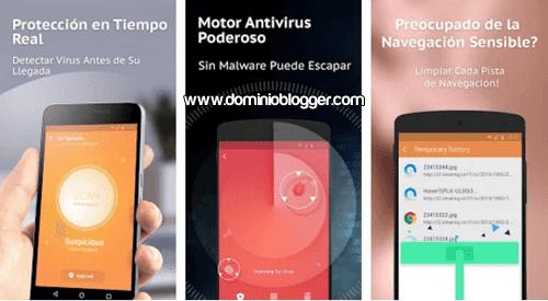 Proteccion total en tu telefono con GO Security Antivirus